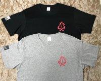DEVGRU Tシャツ type1  GRAY/BLACK