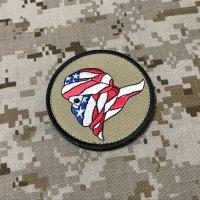 MADE IN USA  実物 SEALteam1 刺繍パッチ (17)