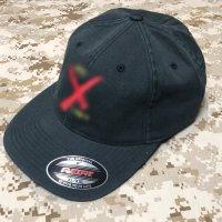MADE IN USA  実物 DEVGRU レッドチーム 刺繍キャップ XL/XXL (1)