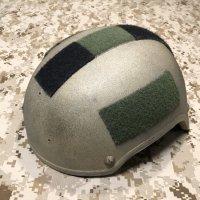 実物放出品 MSA MICH2001 (TC2001) ヘルメット 純正3ホール  L:size