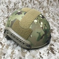 放出品 OPS-CORE FAST バリスティックヘルメット マルチカム S/M 旧型