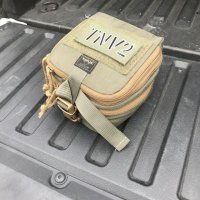 TNVC NVG POUCH, PADDED EXPANDABLE NVGポーチ multicam